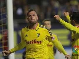 Ortuño affrontera à nouveau Cadiz. LaLiga