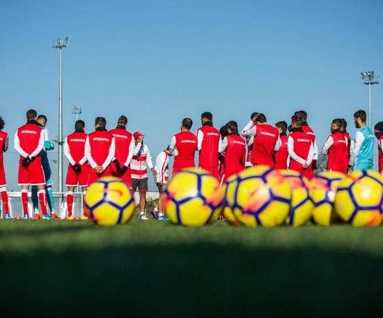 O Braga joga esta segunda-feira na casa de um adversário direto na luta pela Europa. Twitter/SCBraga