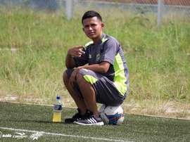 Osama Vinladen es internacional en categorías inferiores con Perú. UniónComercio