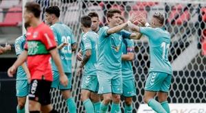 Monaco prêt à griller l'OM pour une pépite de néerlandaise ? Twitter/CAOsasuna