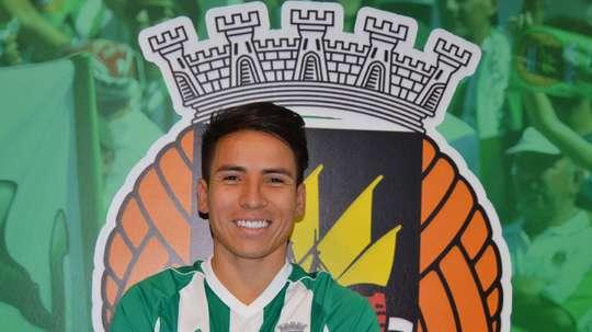 Aos 24 anos, Barreto emigra pela primeira vez. RioAveFC