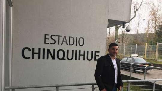 Óscar Correa, nuevo entrenador de Puerto Montt. DPMChile