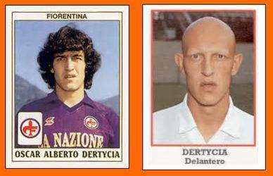 Oscar Dertycia con y sin pelo