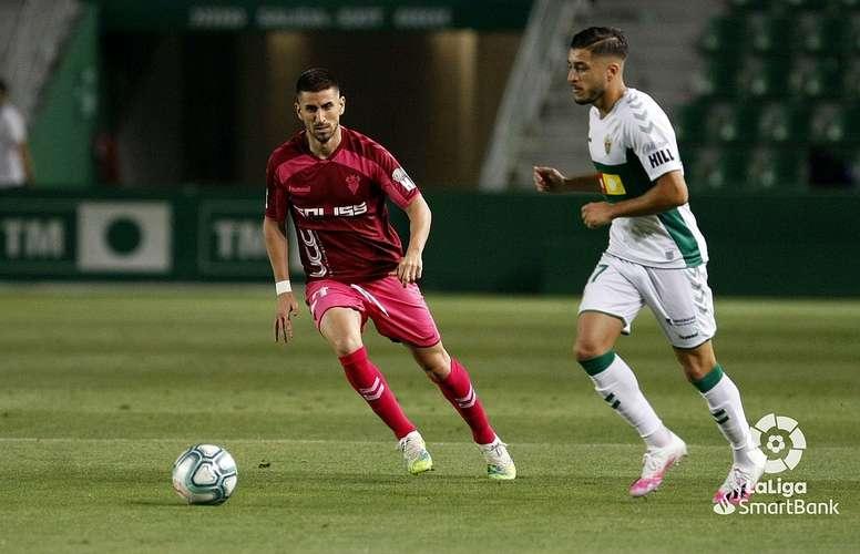 El Elche superó al Albacete (2-0). LaLiga