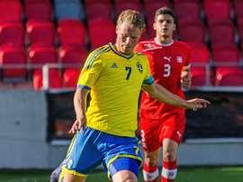 Suecia Sub 21 mostró su mejor cara en Estonia. Pechblaende