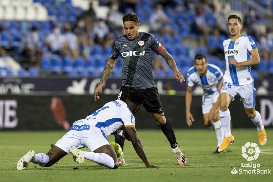 Rayo Vallecano Leganés play off