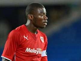 Oshilaja jugará cedido en el Gillingham. CardiffCityFC