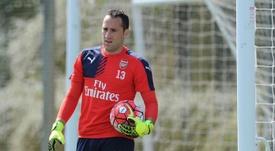 Ospina pourrait arriver à Tigres cet été. Arsenal