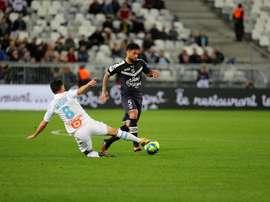Girondins y Marsella no pasaron del 0-0. Girondins