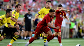 El Liverpool acusó las bajas. Twitter/LFC