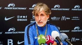 Gonzalez Fuentes sera au sifflet de Ibiza-Barça. Capture/beINSports