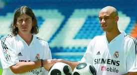 Diogo llegó a Europa de la mano del Madrid. EFE