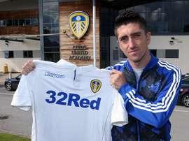 Pablo Hernández ficha por el Leeds. LeedsUnited
