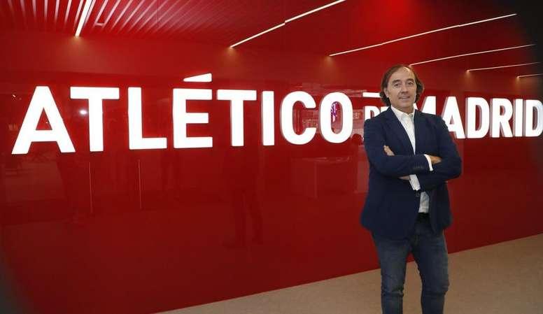 La Champions, una ilusión para el Atlético. Twitter/AtletiFemenino