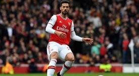 O Arsenal está decidido a comprar Pablo Marí. Arsenal