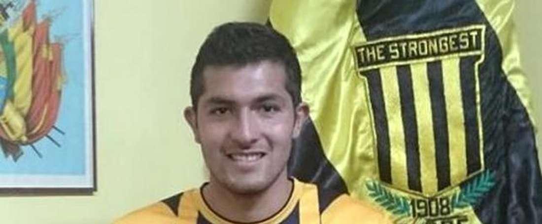 Pablo Pedraza estará de baja hasta seis meses. TheStrongest