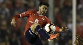 Independiente y Boca empataron sin goles. AFP