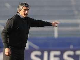 Pablo Quinteros deja su cargo de técnico en Independiente Rivadavia. Twitter