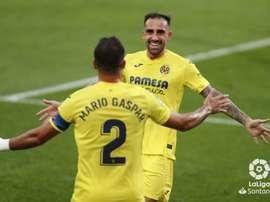 El Villarreal sonríe en el partido de los errores. LaLiga