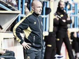 Paco López ha advertido a sus chicos sobre la dificultad de enfrentarse al Llosetense. Twitter