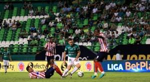 Junior aguanta el arreón 'azucarero'. DeportivoCali