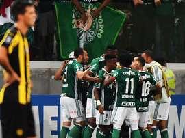 Palmeiras Penarol Copa Libertadores. Goal