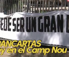 Barcelona could relegate Espanyol. Screenshot/GOL
