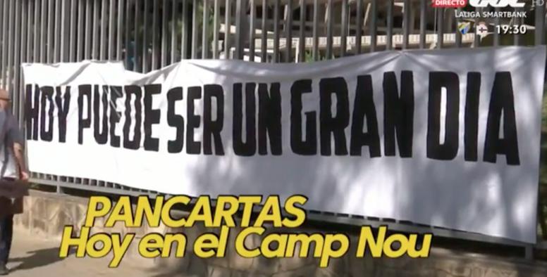 Picante para el derbi catalán. Captura/GOL