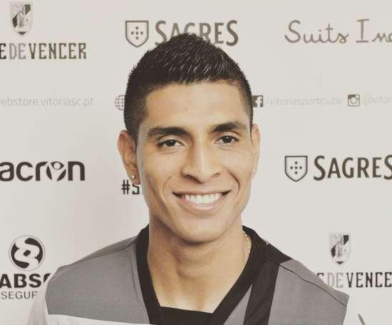 O Vitória de Guimarães bateu o Moreirense por 1-0. Twitter