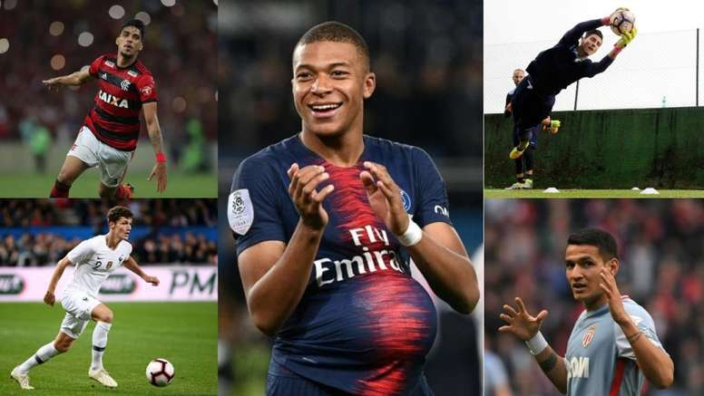 Some of those who have grown the most. AFP/EFE/BeSoccer