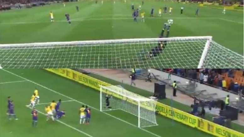 Ter Stegen salvó al Barcelona en Sudáfrica. Captura/FCBarcelona/BeSoccer