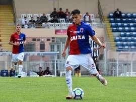 Paraná solo ha ganado tres partido. ParanaClube