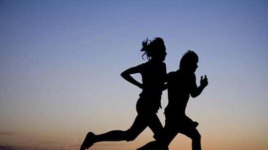 Parejas de runners