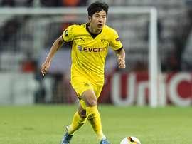 Park Joo-Ho sólo ha disputado 64 minutos en lo que va de temporada con el Borussia Dortmund. BVB