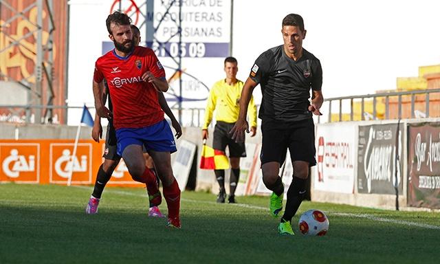 Partido amistoso entre el Levante y el Alavés.