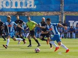 Toni Texeira abandonará el AE Prat al final de temporada. RCDEspanyol