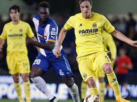 Partido del Villarreal. VillarrealCF