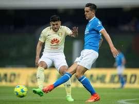 América y Cruz Azul se verán las caras en la Copa MX. ClubAmérica