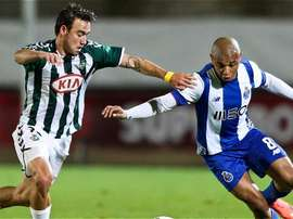 Vasco Fernandes firma con el Vitória Setúbal EFE