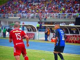 El Zulia es uno de los tres únicos equipos invictos en Venezuela. ZuliaFC