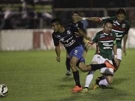 Juticalpa venció hoy por 2-1 al colista Honduras Progreso. HondurasProgreso