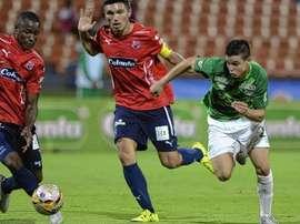 Deportivo Cali necesita los tres puntos. EFE/Archivo