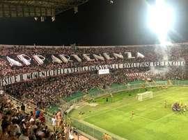 La SSD Palermo naît, la nouvelle vie d'un historique. Capture/Twitter/SoyCalcio_