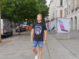 L'attaquant fait le grand pas vers la Bundesliga. HertaBSC