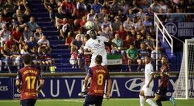 Antonio Glauder puso el 1-2 en el marcador en los últimos minutos. Twitter/@EXT_UD