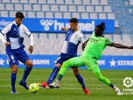 El Fuenla derrotó al Sabadell. LaLiga