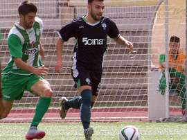 'Pato' procede del Atlético Mancha Real, con el que logró el ascenso a Segunda B. AtManchaReal