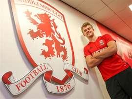 Patrick Bamford, nuevo jugador del 'Boro' de Karanka. Middlesbrough