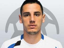 Paul Anton, nuevo jugador del Getafe. GetafeCF