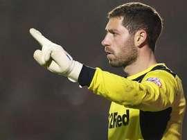 Paul Jones ya tiene un nuevo destino. PortsmouthFC